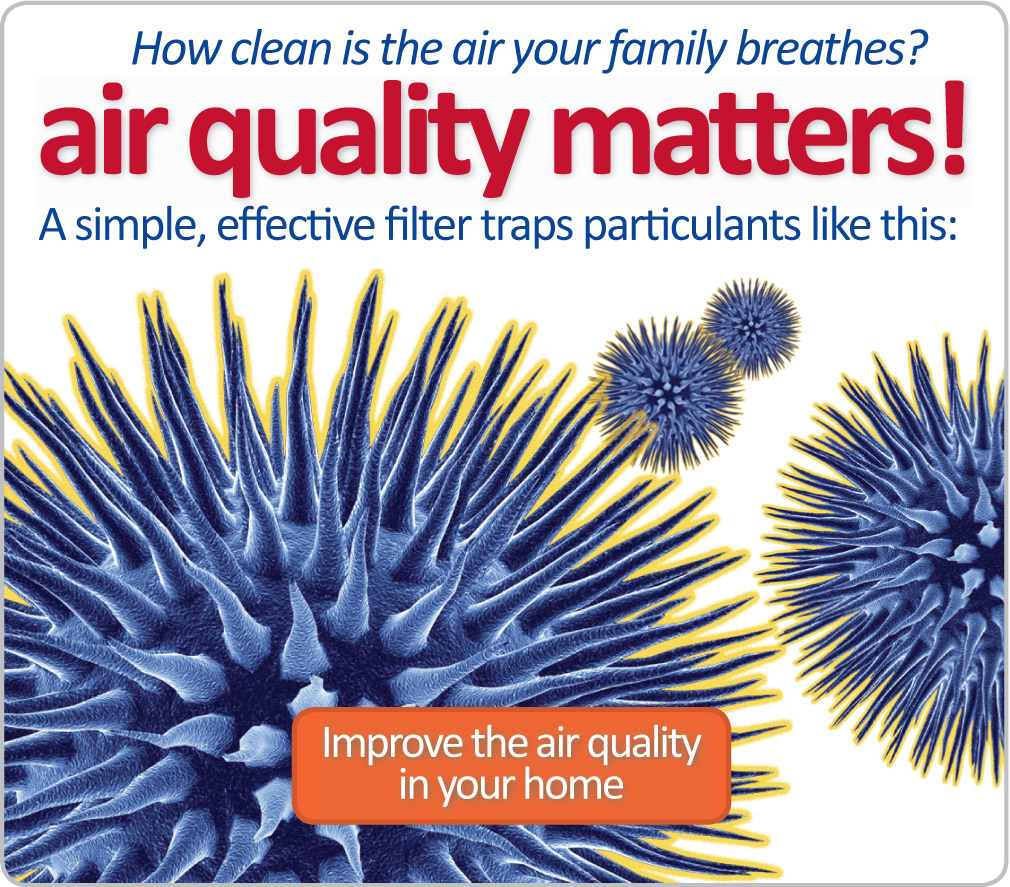 Air quality matters