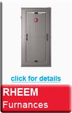 rheem-furnances